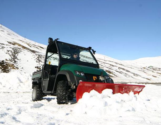 Sneeuwschuif JCB Workmax