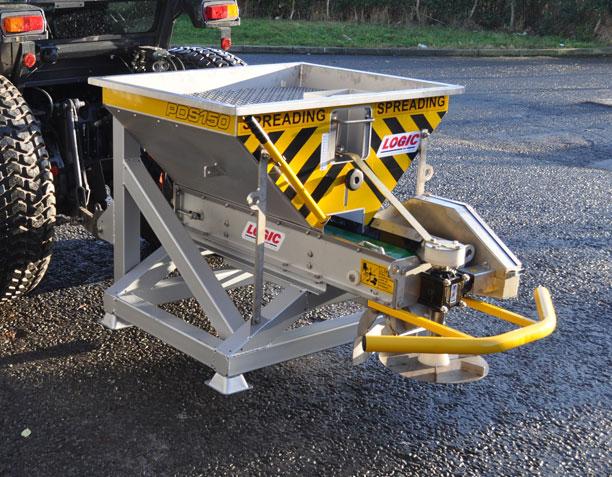Tractorstrooier